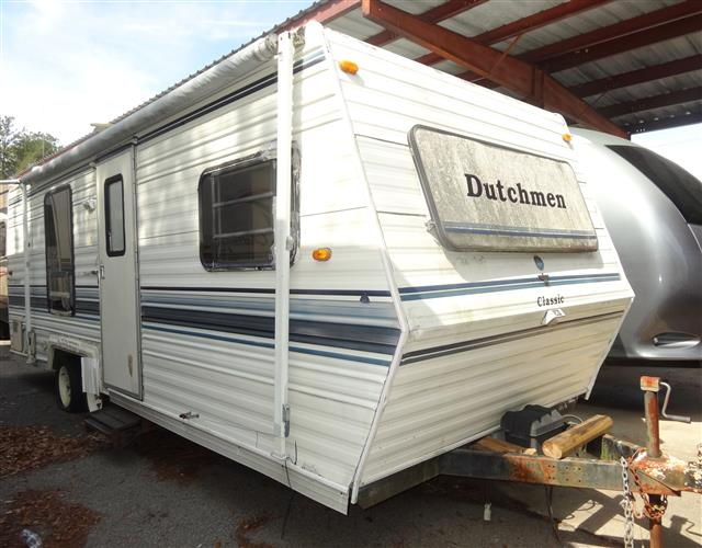 Used 1991 Dutchmen Classic 24 Travel Trailer For Sale
