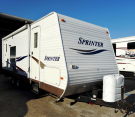 Used 2006 Keystone Sprinter 249RKS Travel Trailer For Sale