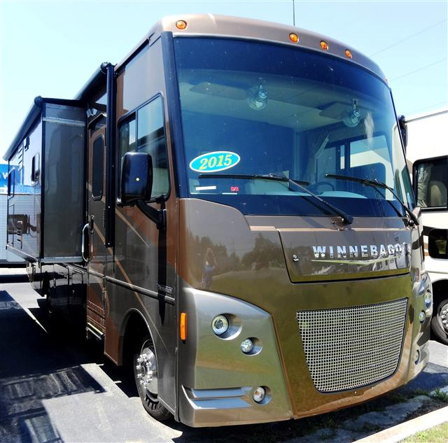 Buy a New Winnebago Vista in Spartanburg, SC.