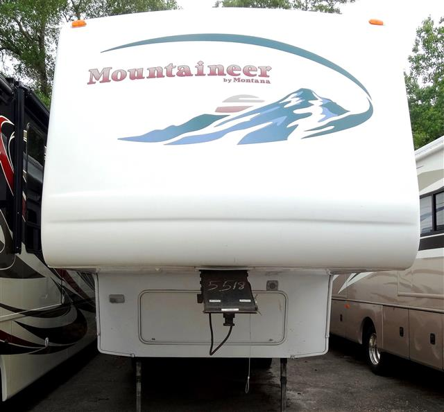 Used 2005 Keystone Mountaineer 318BHS Fifth Wheel For Sale
