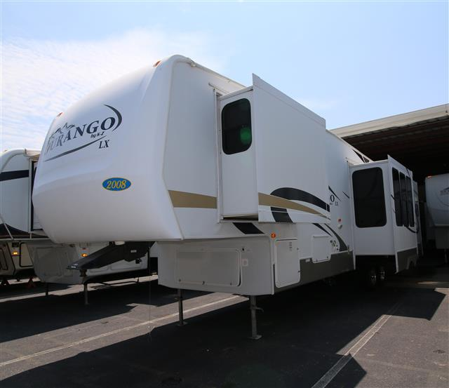 Used 2008 K-Z Durango 3551PX4 Fifth Wheel For Sale