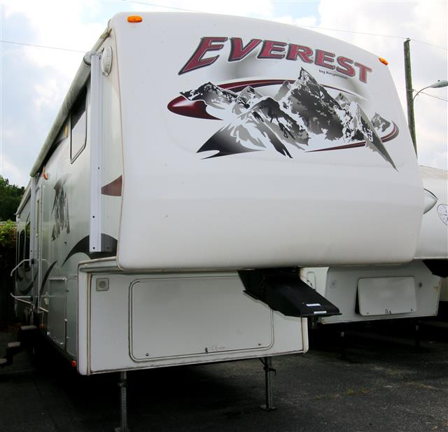 2008 Keystone Everest