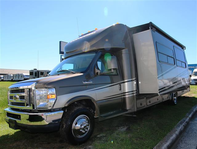 Used 2011 Coachmen Concord 301SS Class C For Sale