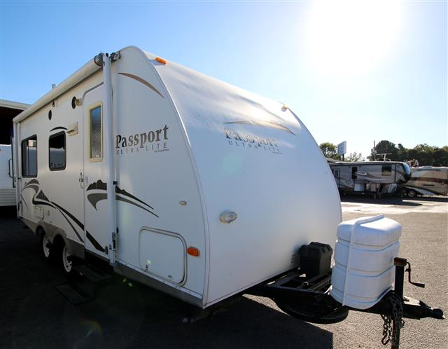 Used 2007 Keystone Passport 200QS Travel Trailer For Sale