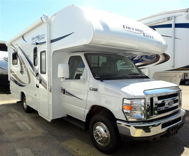 Used 2016 Thor Freedom Elite 22E Class C For Sale