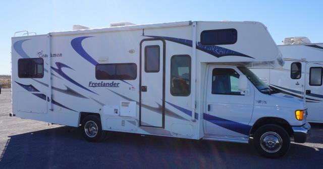 Buy a Used Coachmen Freelander in Anthony, TX.