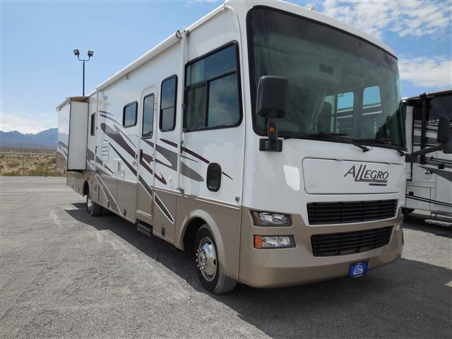 Buy a Used Tiffin Allegro in Anthony, TX.
