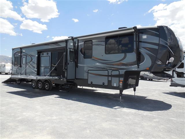 New 2015 Heartland Cyclone Fifth Wheel Toy Haulers For