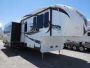 Used 2012 Forest River XLR THUNDERBOLT 386X12 Fifth Wheel Toyhauler For Sale