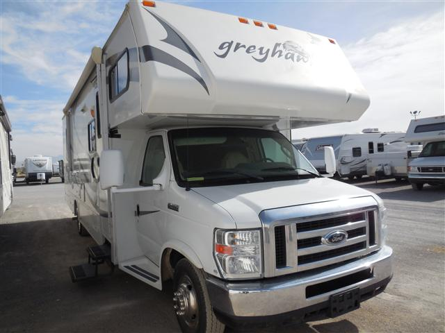 Buy a Used Jayco Greyhawk in Anthony, TX.