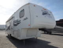 Used 2006 Frontier Aspen 3205S Fifth Wheel For Sale
