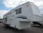Used 2004 Keystone Challenger 29RKP Fifth Wheel For Sale