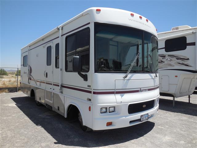 2002 Winnebago Sightseer