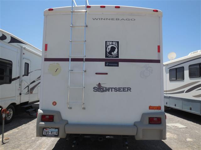 anthony tx used class a gas 2002 winnebago sightseer for sale in anthony tx rvs