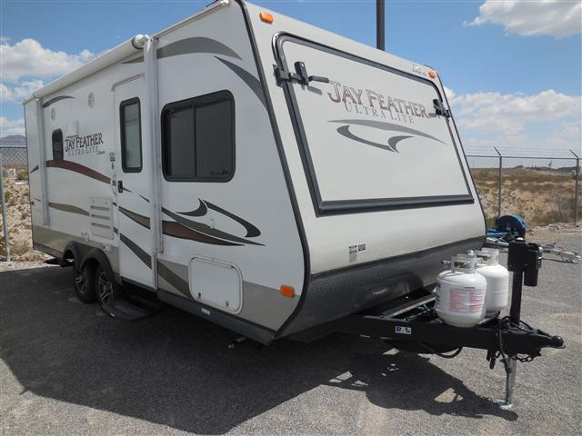 Buy a Used Jayco Jay Feather in Anthony, TX.