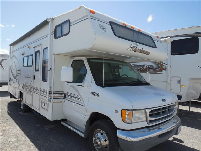 Buy a Used Coachmen Leprechaun in Anthony, TX.