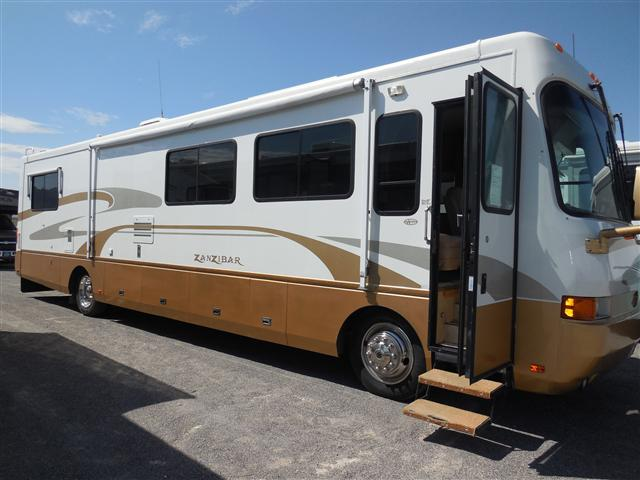Amazing Tiffin Allegro Bay 37db Rvs For Sale In Texas