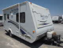 Used 2011 Jayco Jay Feather Sport X17Z Hybrid Travel Trailer For Sale