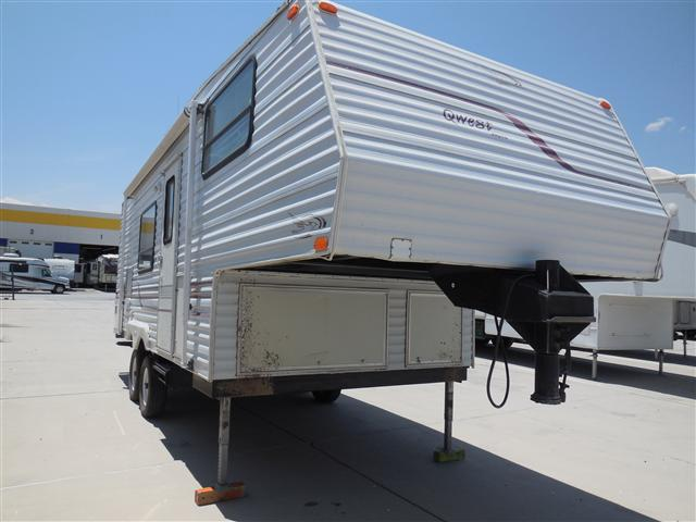 2001 Jayco Quest