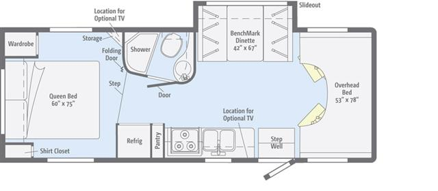 2014 Winnebago IMPULSE SILVER