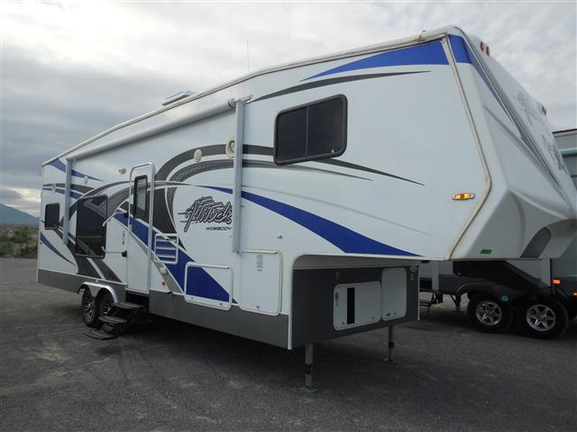 2013 Eclipse RV Attitude