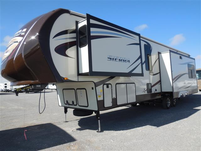 Keystone Fifth Wheel For Sale Houston Tx >> New 2015 Forest River Sierra Fifth Wheel Trailer For Sale In Anthony, TX - LC589853 - Camping World