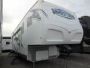 Used 2010 Forest River Sandstorm F41SASP Fifth Wheel Toyhauler For Sale