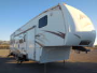 Used 2008 Keystone Raptor RD3612 Fifth Wheel Toyhauler For Sale