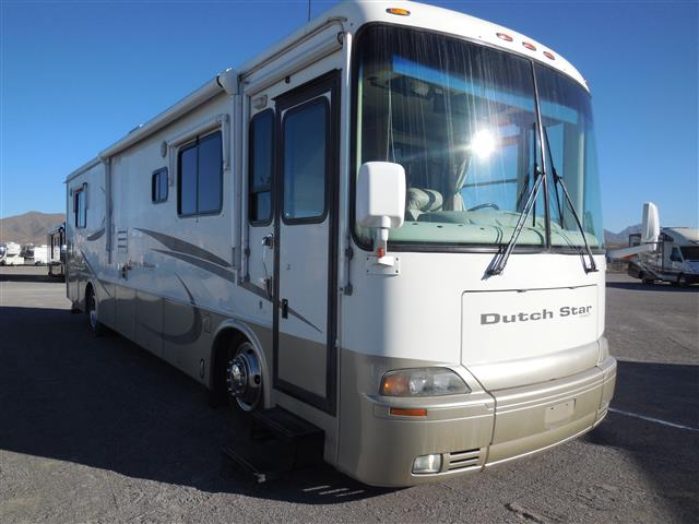 Used 2002 Newmar Dutch Star 3852 Class A - Diesel For Sale