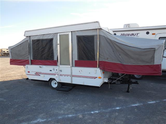 Camping World Kaysville >> Used 1997 Jayco Eagle Pop Up For Sale In Anthony, TX ...