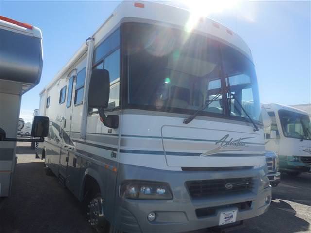 Used 2004 Winnebago Adventurer 33V Class A - Gas For Sale