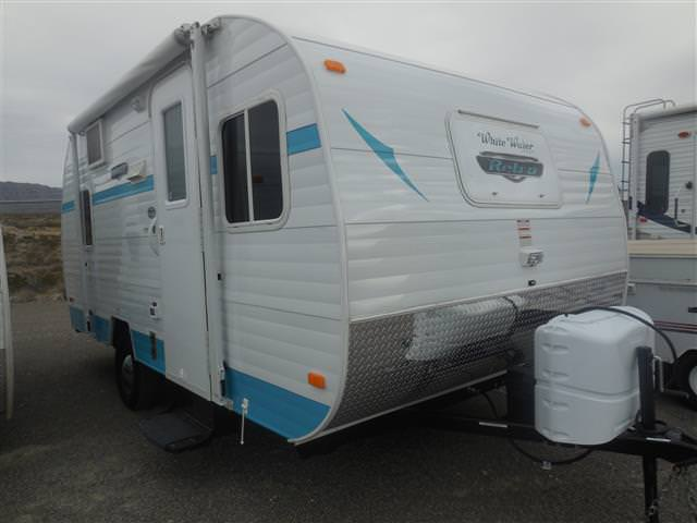 Used 2015 RIVERSIDE RV WHITE WATER RETRO 177 Travel Trailer For Sale