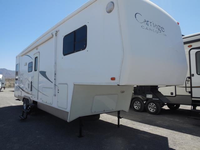 Used 2003 Carriage Carriage M-32RLS Fifth Wheel For Sale