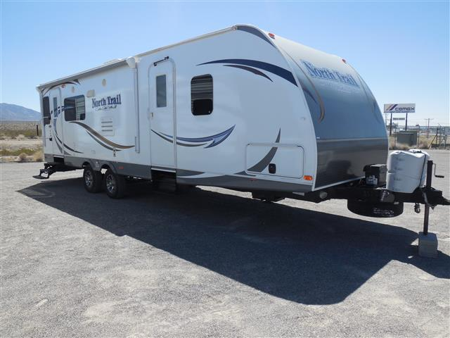 Used 2012 Heartland Northtrail 29LRSS Travel Trailer For Sale