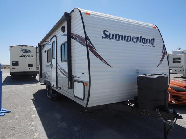 Used 2014 Keystone Springdale 202QB Travel Trailer For Sale