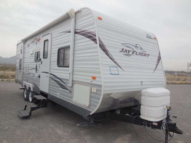 Used 2012 Jayco Jay Flight 25BHS Travel Trailer For Sale