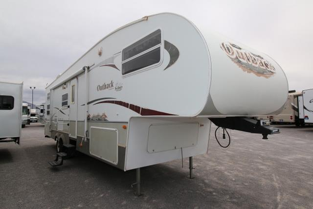 Used 2007 Keystone Outback 31FQBHS Fifth Wheel For Sale