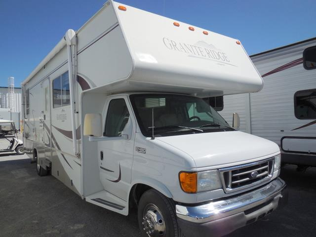 Used 2004 Jayco Granite Ridge 2900GS Class C For Sale