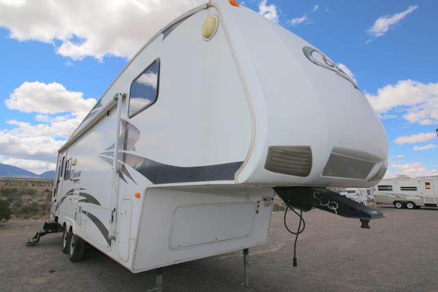 Used 2008 Keystone Cougar 291RLS Fifth Wheel For Sale