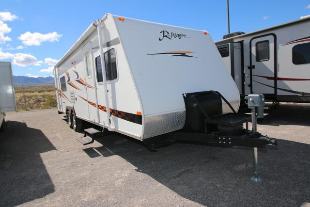 Used 2007 R-Vision R-wagon 291 Travel Trailer Toyhauler For Sale