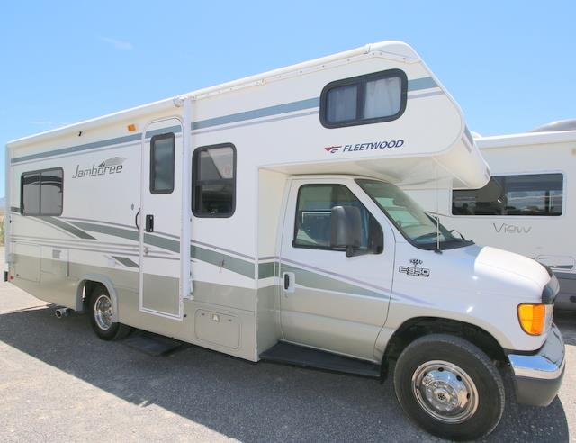 Used 2006 Keystone Jamboree 24D Class C For Sale