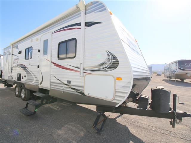Used 2013 Dutchmen Coleman 262BH EXPEDITION Travel Trailer For Sale