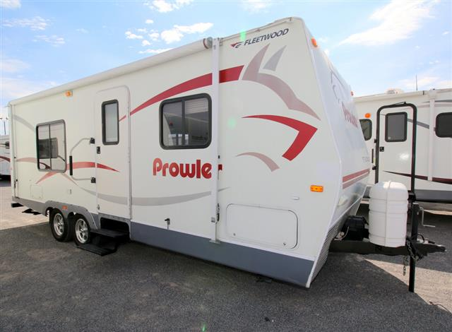 Used 2006 Fleetwood Prowler 250FQ Travel Trailer For Sale