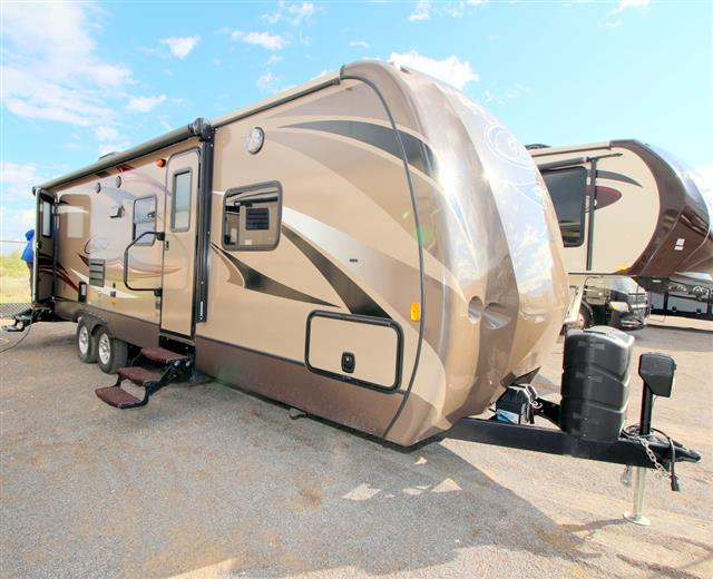 Used 2015 Keystone Cougar 28RBS Travel Trailer For Sale