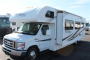 Used 2012 Thor Freedom Elite 26E W/SLIDE Class C For Sale