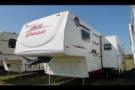 Used 2007 Americamp RV Wrangler 27RL W/SLIDE Fifth Wheel For Sale