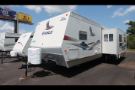 Used 2006 Jayco Eagle 288RLS W/SLIDE Travel Trailer For Sale