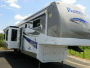 Used 2007 Holiday Rambler Presidential 37SKQ Fifth Wheel For Sale