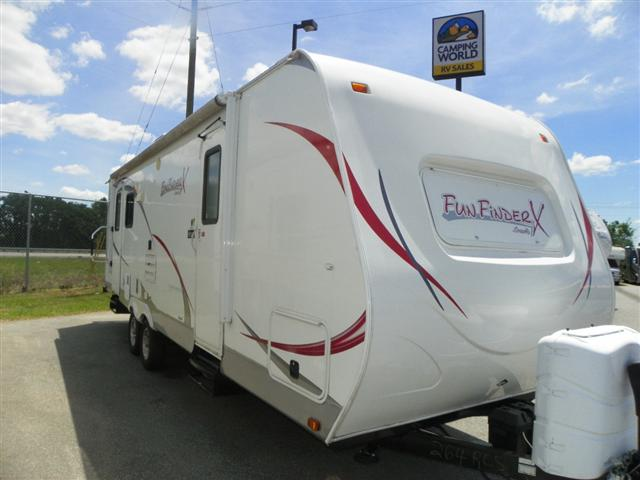 2013 Cruiser RVs Funfinder