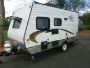 Used 2013 Coachmen Clipper 15RB Travel Trailer For Sale